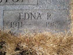 Edna Ruth <I>Jacques</I> Pinckston