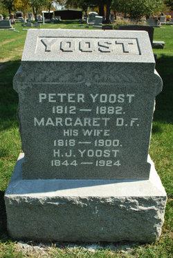 Margaret D.F. Yoost
