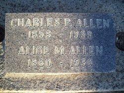 Alice Maria <I>Head</I> Allen
