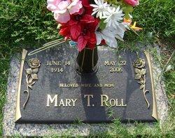 Mary Thelma <I>Schaeffer</I> Roll