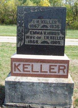 Emma V <I>Hibbs</I> Keller