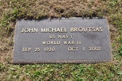 John Michael Broutsas