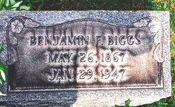 Benjamin Franklin Biggs