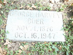 George Harvey Buer