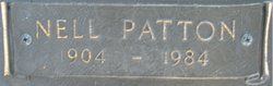 Nell <I>Patton</I> Behrens