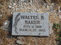 Walter B. Baker