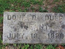 Donald Duff