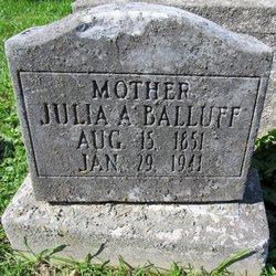 Julia A. Balluff