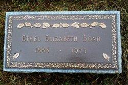 Ethel Elizabeth Bond