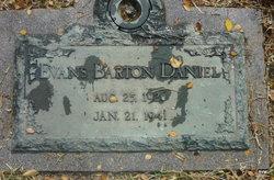 Evans Barton Daniel