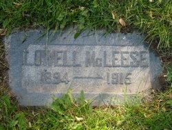 Daniel Lowell McLeese