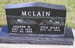 Joseph William McLain