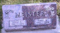 Inez Elvina <I>Hinneberg</I> Meister
