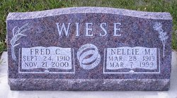Fred C. Wiese