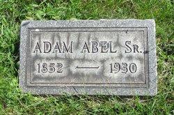 Adam Abel, Sr