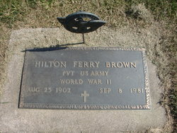 Hilton Ferry Brown