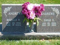 Rovilla Winifred <I>Linn</I> Andrews