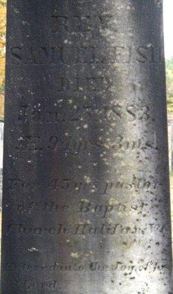 Rev Samuel Fish