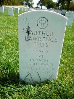 Arthur Lawrence Felts