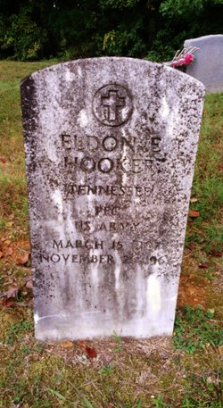 Eldon E Hooker