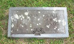 Dr John Choate