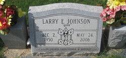 "Larry Eugene ""Wax"" Johnson"