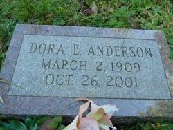 Dora Etta <I>Cochran</I> Anderson