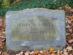 Henry M Barnes
