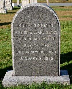 Ruth <I>Cushman</I> Sears