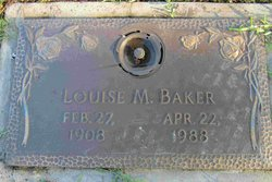 Louise M. Baker