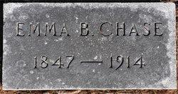 Emma B. <I>Chase</I> Crumb