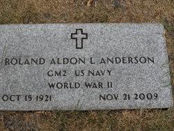 Roland Aldon L. Anderson