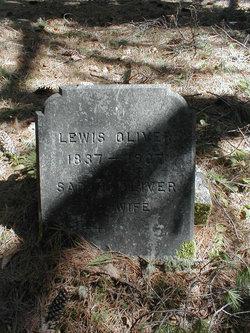 Lewis Oliver