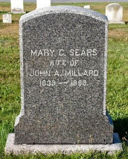 Mary Crocker <I>Sears</I> Millard