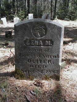 Lena M. Oliver