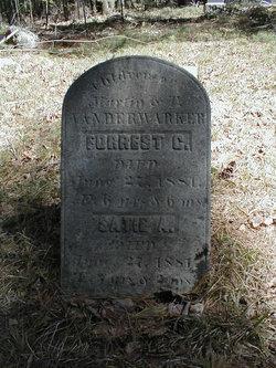 Forrest C. Vanderwarker