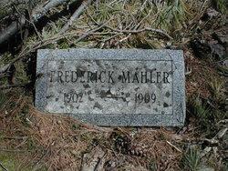 "Frederick ""Freddie"" Mahler"