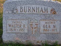 Ola <I>Mennis</I> Burnham