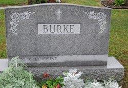 Mrs Genevieve <I>Knesis</I> Burke