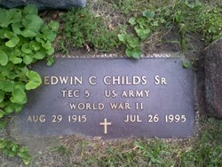 Edwin Charles Childs