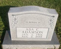 Ada C Adamson