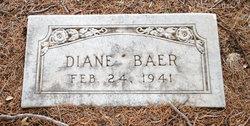 Diane Baer