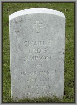 Charlie Eddie Simpson