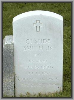 Claude Smith, Jr