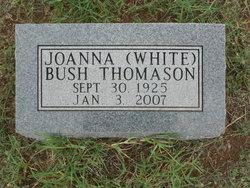 Joanna <I>White</I> Thomason