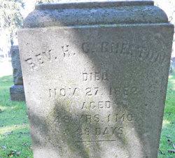 Rev Henry Clay Cheston