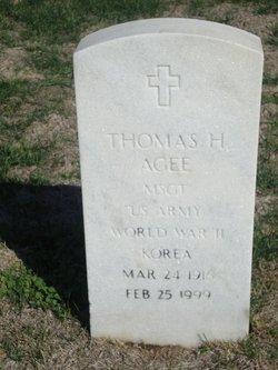 Thomas Howard Agee
