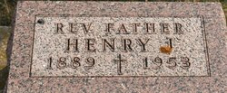Rev Fr Henry J Tennessen