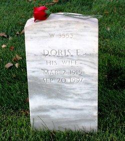 Doris Emily <I>Anderson</I> Culhane
