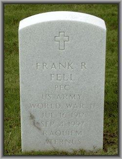 Frank R Fell